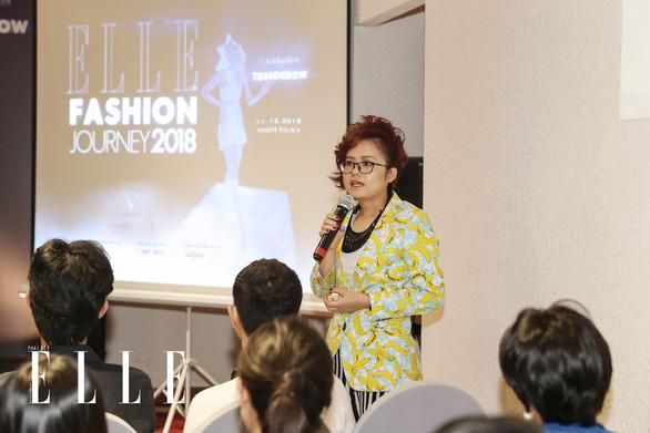 Tăng Thanh Hà chính thức xuất hiện trong vai trò nhà thiết kế - Ảnh 5.