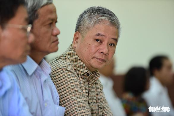 Xử phúc thẩm cựu phó thống đốc Ngân hàng Nhà nước - Ảnh 2.