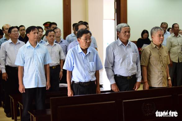Xử phúc thẩm cựu phó thống đốc Ngân hàng Nhà nước - Ảnh 1.