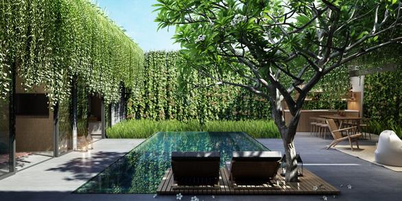 Kiến trúc kiểu mới tạo dấu ấn khác biệt tại Phú Quốc - Ảnh 2.