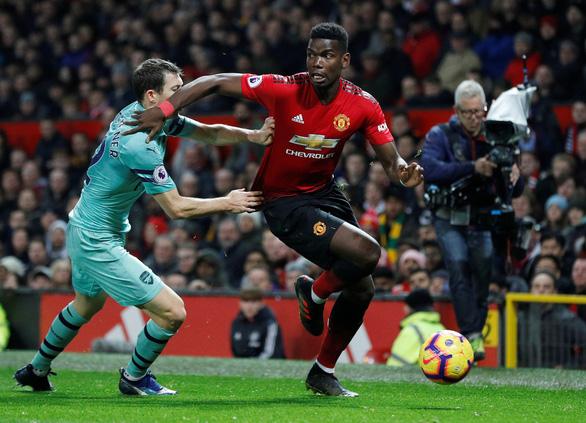 M.U hòa Arsenal trong trận cầu của những sai lầm - Ảnh 1.