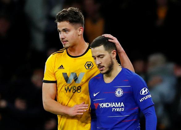 Thua ngược Wolverhampton, Chelsea rơi xuống thứ 4 - Ảnh 4.