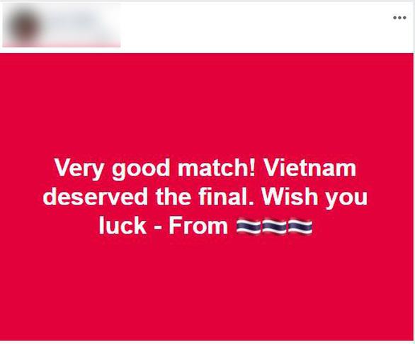 Cổ động viên Malaysia chúc mừng tuyển Việt Nam ngay lập tức! - Ảnh 5.