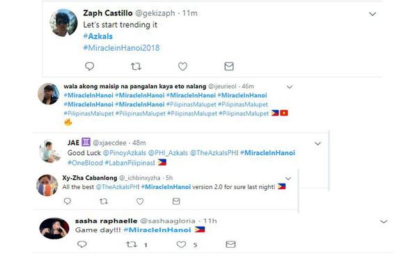 Dân lẫn cầu thủ Philippines: Phép mầu Hà Nội 2.0 sắp diễn ra ở Mỹ Đình! - Ảnh 4.