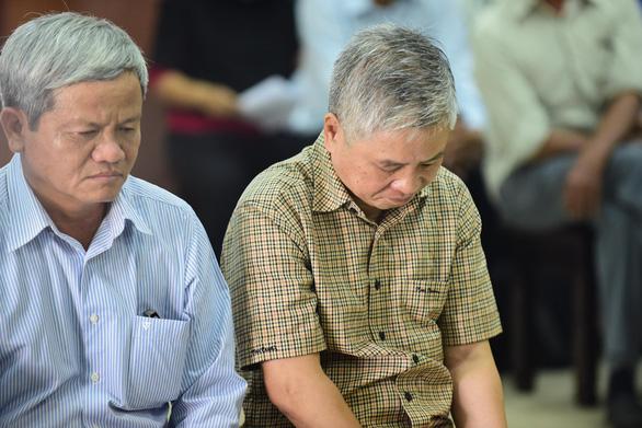 Bác kháng cáo của cựu phó thống đốc Ngân hàng Nhà nước Đặng Thanh Bình - Ảnh 2.
