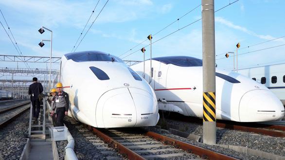 Trải nghiệm Shinkansen - Ảnh 1.
