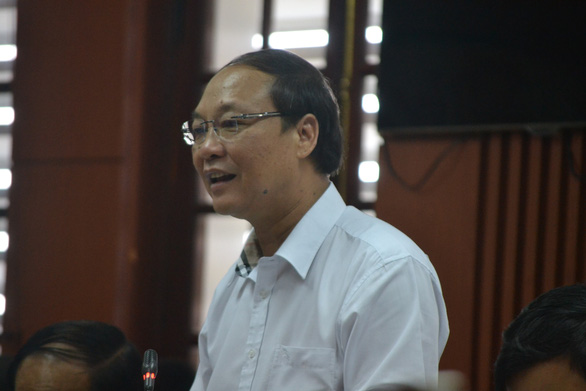Trưởng ban quản lý Khu kinh tế mở Chu Lai xin nghỉ việc - Ảnh 1.