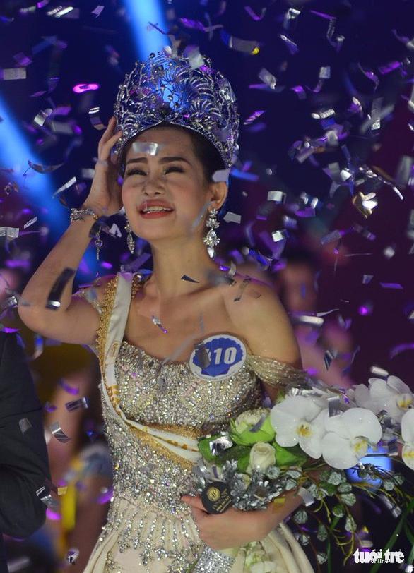 Dứt khoát không cấp phép Ngân Anh thi Hoa hậu Liên lục địa - Ảnh 4.