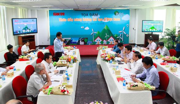 Nhiều cơ hội thúc đẩy năng lượng tái tạo ở Việt Nam - Ảnh 1.