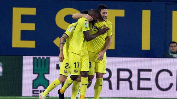 Thắng chung cuộc 11-3, Villarreal giành vé đi tiếp ở Cúp nhà vua Tây Ban Nha - Ảnh 1.