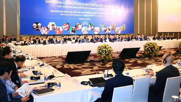 VN chỉnh sửa môi trường kinh doanh theo các tiêu chuẩn của OECD - Ảnh 1.
