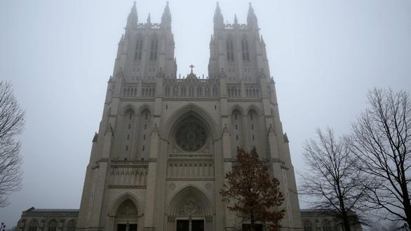 Nhà thờ quốc gia Washington - nơi tổ chức tang lễ nhiều đời tổng thống Mỹ - Ảnh 1.