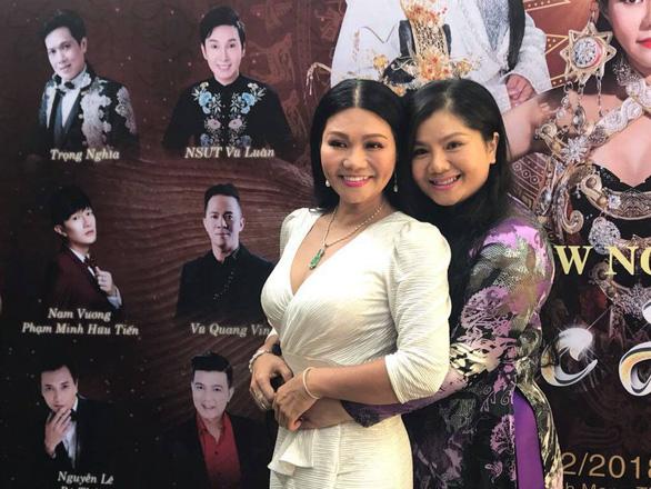Ngọc Huyền muốn con gái nối nghiệp với live show Yêu đời yêu người - Ảnh 4.
