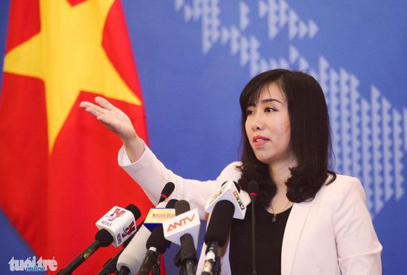 Việt Nam phối hợp đưa Đoàn Thị Hương về nước ngay sau khi được thả - Ảnh 1.