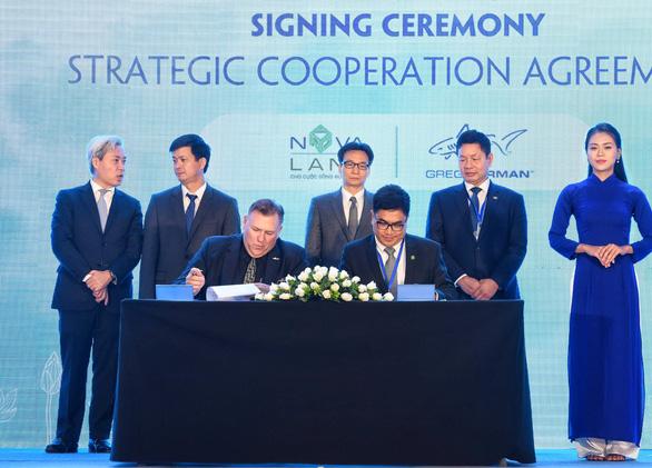 Nhà phát triển BĐS Việt bắt tay đối tác ngoại hướng đến khách cao cấp - Ảnh 3.