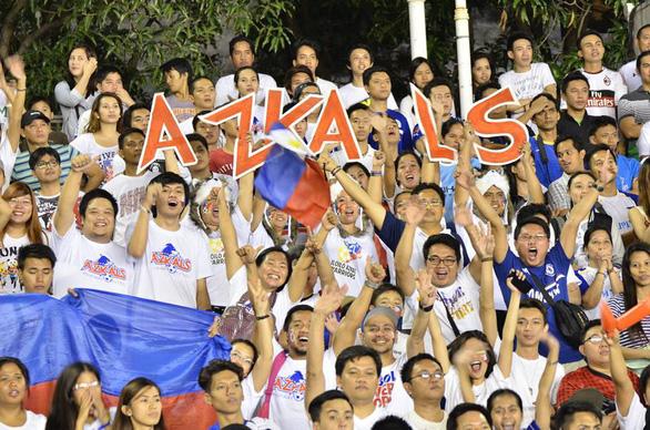 Đội nhà thất thế, CĐV Philippines thách CĐV  Việt đấu...bóng rổ - Ảnh 2.