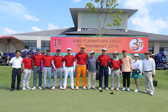129 golfer tham dự giải Golf BMD Furniture 2018 lần 3 - Ảnh 1.