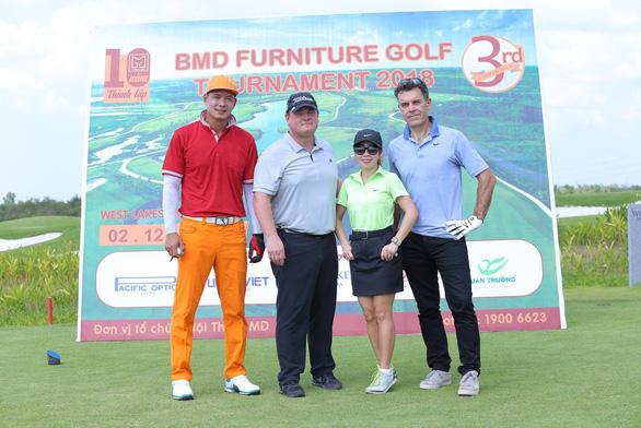 129 golfer tham dự giải Golf BMD Furniture 2018 lần 3 - Ảnh 2.