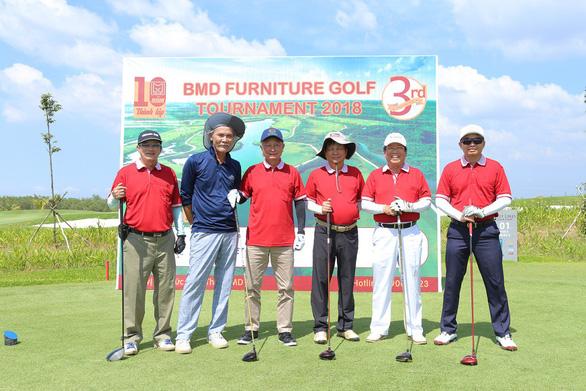 129 golfer tham dự giải Golf BMD Furniture 2018 lần 3 - Ảnh 3.