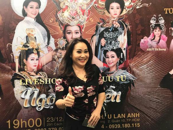 Ngọc Huyền muốn con gái nối nghiệp với live show Yêu đời yêu người - Ảnh 5.