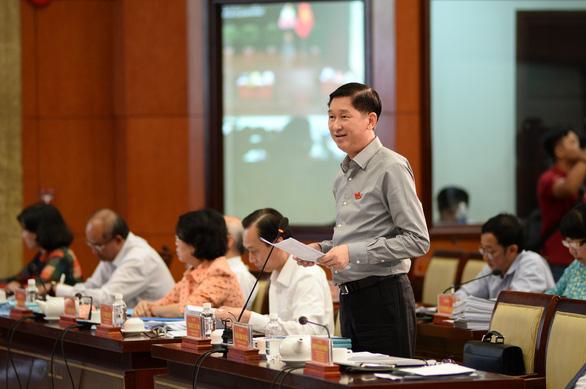 Dự án chống ngập nghìn tỉ dùng thép Trung Quốc, ai bảo đảm an toàn? - Ảnh 1.
