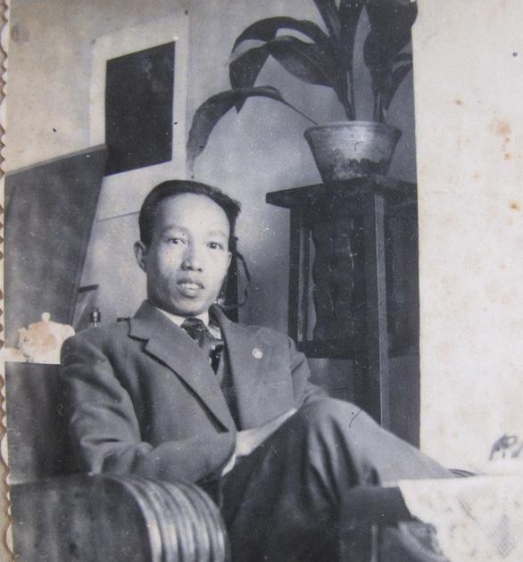 Tác giả quốc huy Việt Nam được đặt tên phố ở Hà Nội - Ảnh 3.