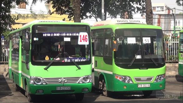 Vụ đề nghị thanh lý 51 xe buýt: chi cục thuế cũng từng xiết nợ - Ảnh 1.