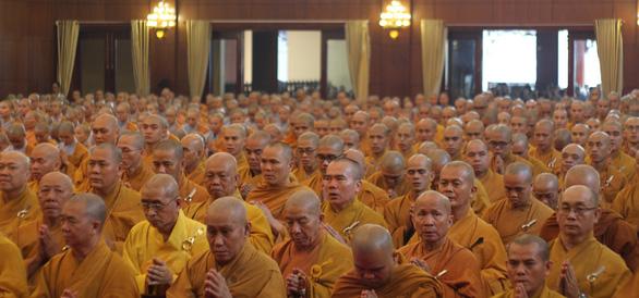 Tưởng niệm ngày Phật hoàng Trần Nhân Tông nhập niết bàn - Ảnh 2.