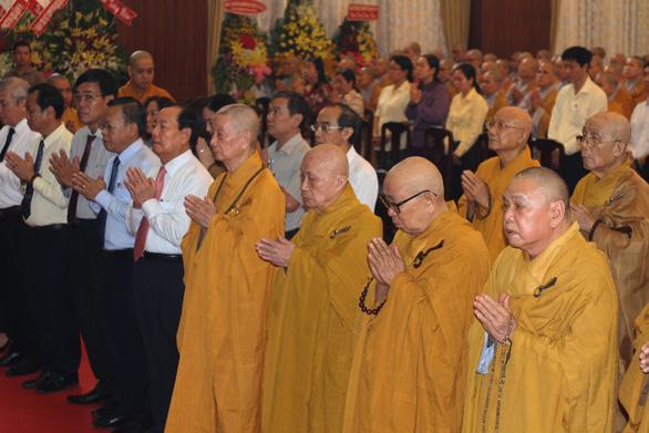 Tưởng niệm ngày Phật hoàng Trần Nhân Tông nhập niết bàn - Ảnh 1.