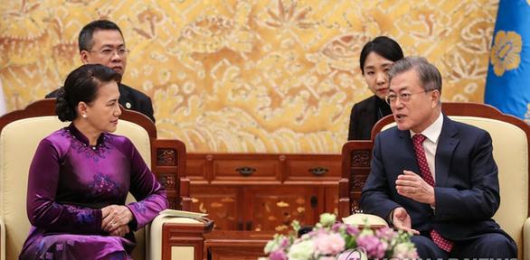 Việt Nam có vai trò quan trọng với Hàn Quốc trong nhiều lĩnh vực - Ảnh 1.