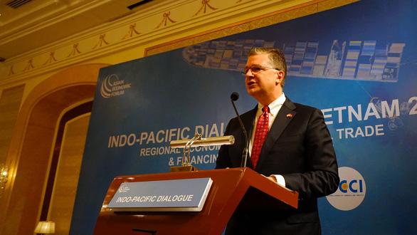 Đại sứ Mỹ Kritenbrink:  Thành công  của Việt Nam là lợi ích của Mỹ - Ảnh 2.
