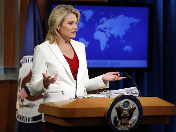 Ông Trump chọn cựu dẫn chương trình Foxnews làm đại sứ Mỹ tại LHQ - Ảnh 1.