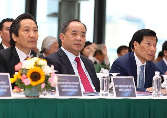 Thứ trưởng Lê Khánh Hải trúng cử chủ tịch VFF khóa 8 - Ảnh 2.