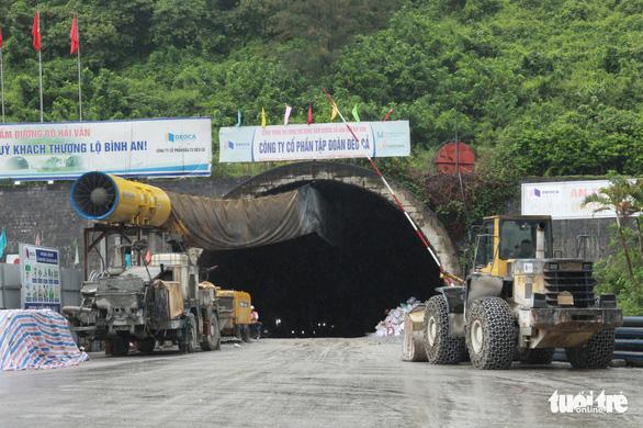 Lượng xe qua hầm Hải Vân tăng gấp 3 lần sau 13 năm vận hành - Ảnh 5.