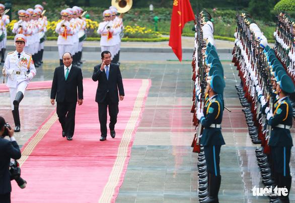 Việt Nam - Campuchia nhất trí phương châm 16 chữ vàng - Ảnh 2.