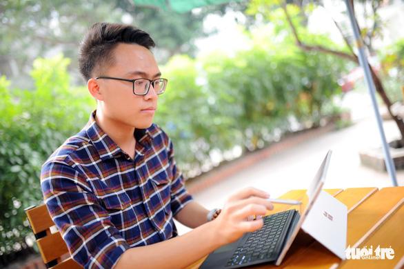 Đại hội Hội Sinh viên Việt Nam lần thứ X: Từ ăn lương 0 đồng đến làm chủ dự án - Ảnh 1.