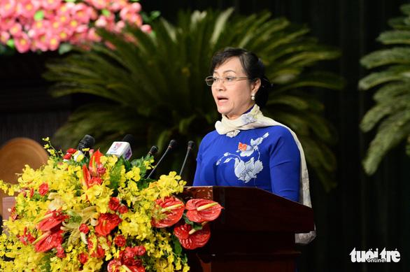 Bà Nguyễn Thị Quyết Tâm: 'Thờ ơ, né tránh, tình hình sẽ phức tạp hơn' - Ảnh 1.
