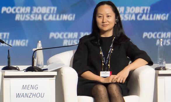 Báo Trung Quốc nói Mỹ 'hèn' khi bắt 'công chúa Huawei' - Ảnh 1.