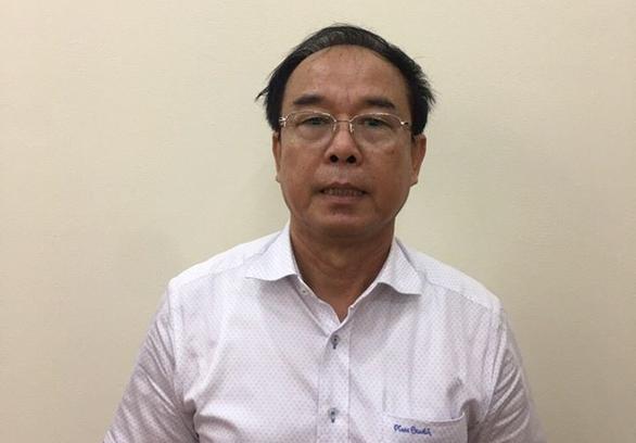 Bắt ông Nguyễn Thành Tài, cựu phó chủ tịch UBND TP.HCM - Ảnh 1.
