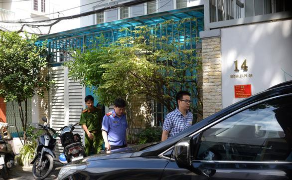 Bắt ông Nguyễn Thành Tài, cựu phó chủ tịch UBND TP.HCM - Ảnh 6.