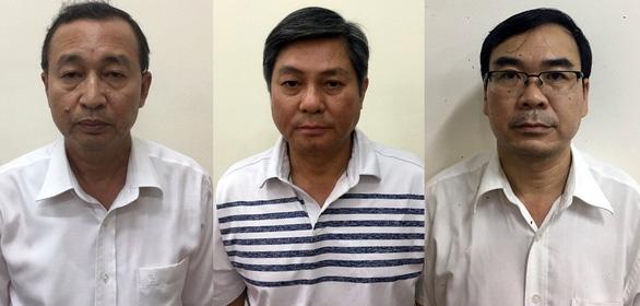 Bắt ông Nguyễn Thành Tài, cựu phó chủ tịch UBND TP.HCM - Ảnh 4.