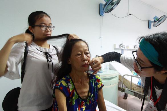 750 ảnh chân dung trẻ em và bệnh nhân ung bướu  xúc động - Ảnh 6.