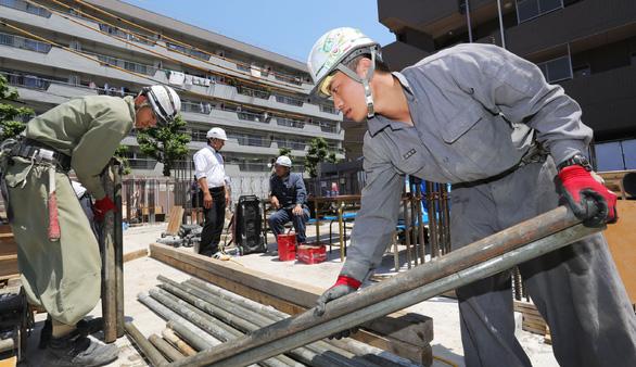 Từ 1-4, lương lao động Việt tại Nhật sẽ bằng hoặc cao hơn người bản địa - Ảnh 2.