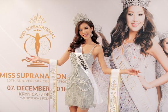 Minh Tú đoạt giải Hoa hậu siêu quốc gia châu Á 2018 - Ảnh 1.