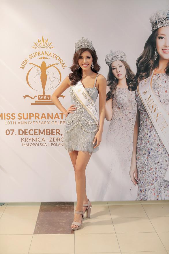 Minh Tú đoạt giải Hoa hậu siêu quốc gia châu Á 2018 - Ảnh 3.