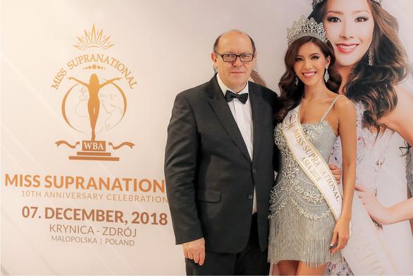 Minh Tú đoạt giải Hoa hậu siêu quốc gia châu Á 2018 - Ảnh 2.