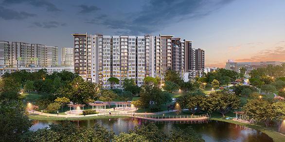 Dấu ấn đậm nét của căn hộ cao cấp dự án Diamond Brilliant - Ảnh 1.