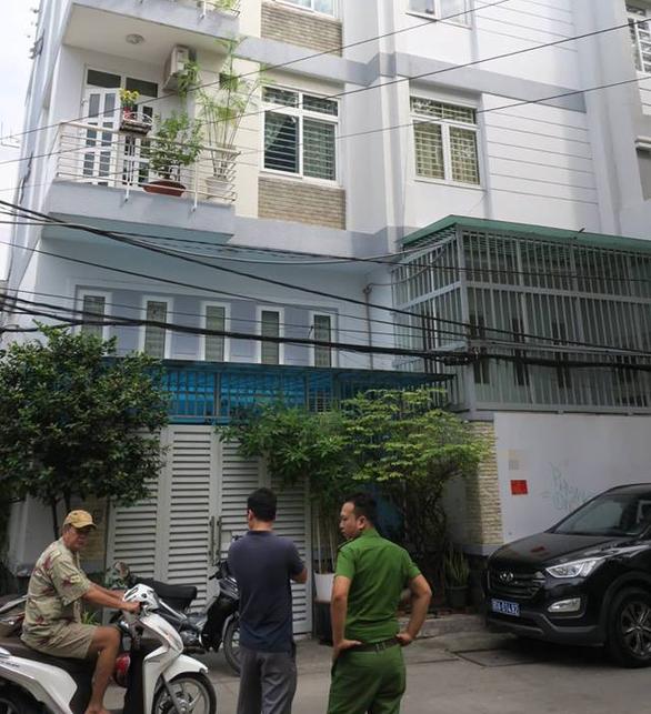 Bắt ông Nguyễn Thành Tài, cựu phó chủ tịch UBND TP.HCM - Ảnh 3.