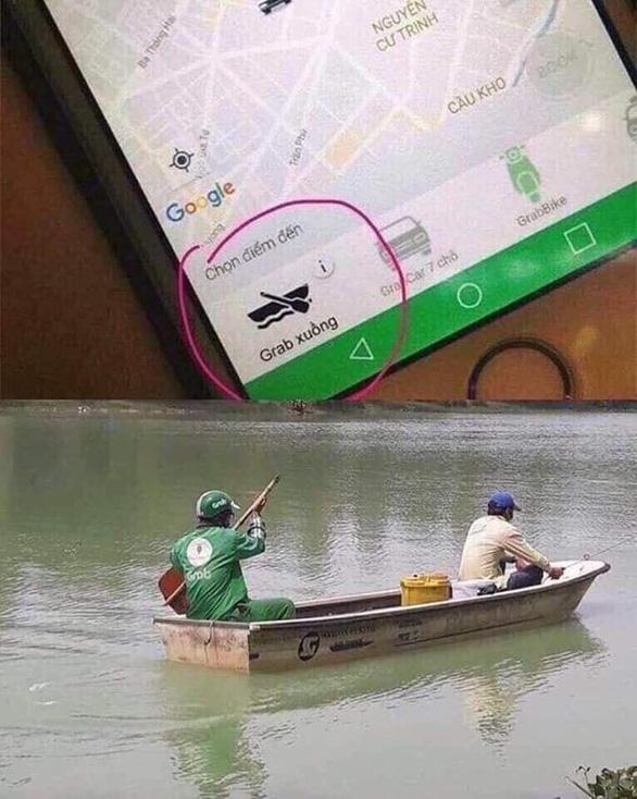 Cộng đồng mạng than trời vì ngập nặng ở Đà Nẵng - Ảnh 8.