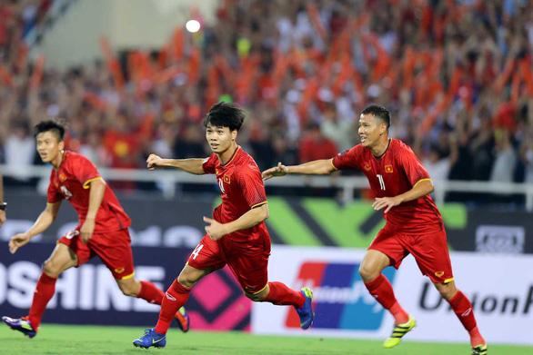 Đường đến chung kết AFF Cup 2018 của đội tuyển Việt Nam - Ảnh 2.
